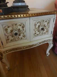 This is different Occasional Table with Storage