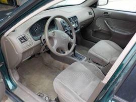 1999 Honda Civic 4 dr
