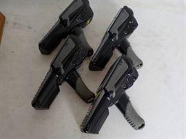 lot (4) PSION TEKLOGIX model#7530 Inventory Scan Gun