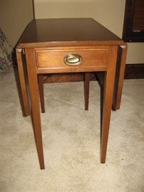 Small Drop Leaf Table...