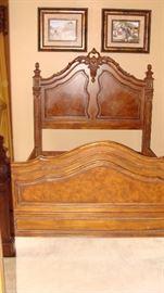 Drexel Heritage Queen bedroom set