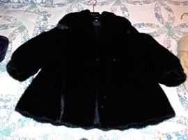 Supple, gorgeous Mink coat