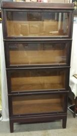 Four shelf Macey bookcase $500