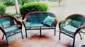 Wicked patio furniture
