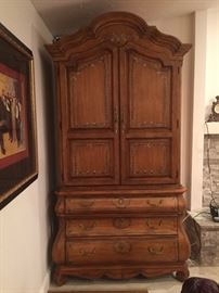 armoire family room