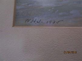 Signature Wm. Henry Jackson