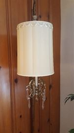 Mid Century Tension Pole Lamp