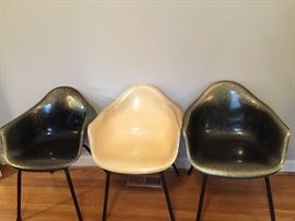 Eames Herman Miller chairs