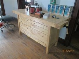 Great work bench