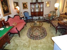 12' x 14' oriental rug