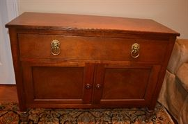 "Drawer/Door Console Cabinet 40""x16""x30"""