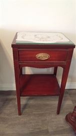 circa 1940's, Federalist Revival period - Burnett's side table