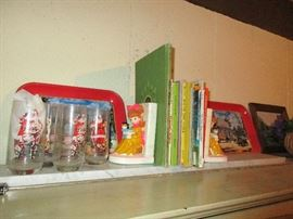 COKE  ITEMS  CHILDREN BOOKS