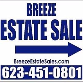 Sun City West Estate Sale by BREEZE Estate Sales