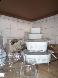 corning ware bowls
