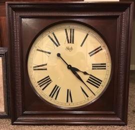 Sligh mantel clock