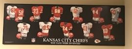 history changes of Chiefs Uniform