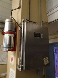 Ansul R-102 Wet Chemical Fire Suppression System