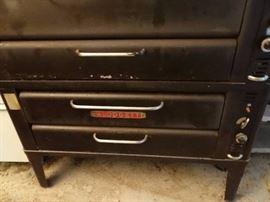 Blodgett Double Stack Stone Pizza Oven