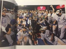 Brand New 2015 World Series Championship Kansas City Royals Commemorative Book Retail Value   $40.00