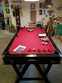 Pool Table / Air Hockey