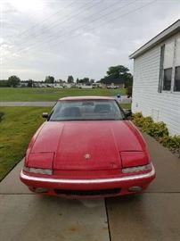1989 Buick Reatta     79189 Original Miles