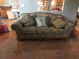 "#2Ashley Furniture Sofa  91""  As Is $100.00"