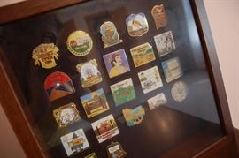 Old Shawnee Days Pin Collection