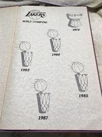 Lakers world champion LA Herald