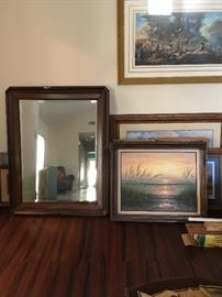 Custom frames and prints