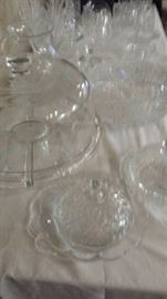 Waterford Crystal Lismore and Marquis and Vintage Cut Glass