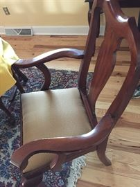 Example of dining room chair