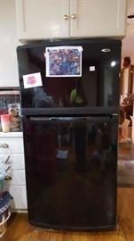 Refrigerator/freezer.