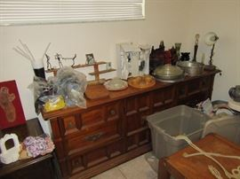 some of the items on top have sold but the furniture is still available.