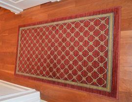 Wool Karastan Rug