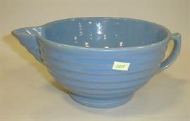 Bauer ring ware batter bowl