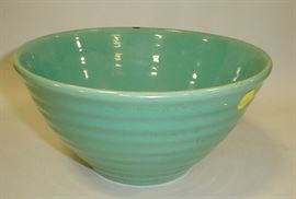 Old ring ware mixing bowl