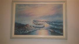 Ocean Artwork