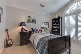 Twin Bed with trundle, dresser, night stand, two bookcases.  Includes mattresses.
