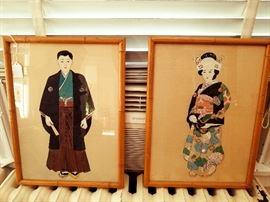 Interesting Korean paintings