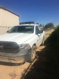 2014 Dodge 1/2 Ton Truck, Approx. 56k Miles