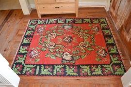 BEAUTIFUL antique area rug!