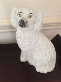 2-Staffordshire Dogs