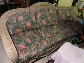 Vintage Lowery Sofa