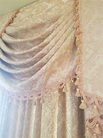 custom vintage curtains