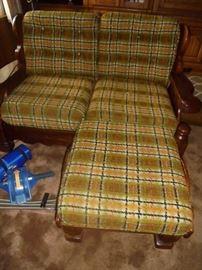 Matching love seat w/ottoman
