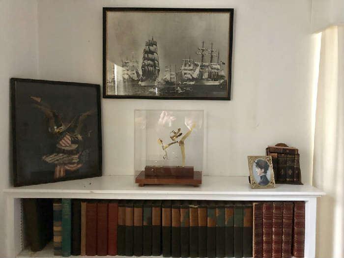 Fine Art, Prints, Objects of Art, Fine Books Too