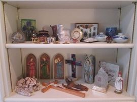 Religious artifacts and collectibles