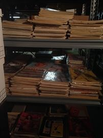 Collection of Playboy Magazines