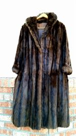 Gorgeous Vintage Mink Coat